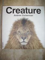 ANDREW ZUCKERMAN - CREATURE - CONTRASTO - ANNO:2009 (GK)
