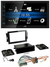 JVC 2DIN Bluetooth MP3 AUX USB Autoradio für Chrysler 300C Dodge Caliber Jeep Co