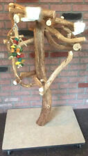Large Parrot Stand 24�x30� Base