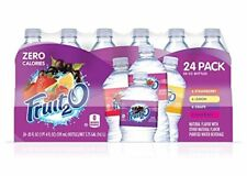 Fruit 2O Flavored Water Variety 20 oz Bottles - Pack of 24