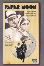 Paper Moon  -   VHS Tape. 1973,  Ryan O'Neal
