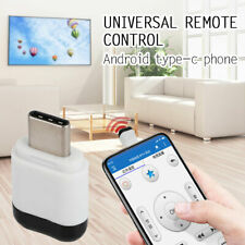 TV Android Mobile Phone Type C Remote Control IR Infrared Transmitter Adapter