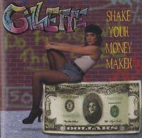 Gillette Shake your money maker (1996) [CD]