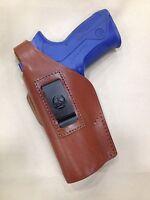 # 9640L BRN LEFT HAND Leather Shoulder Holster Springfield XD BERETTA PX4