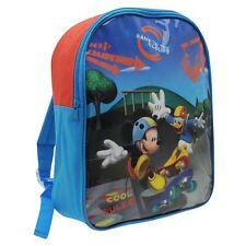 DISNEY cartable sac à dos MICKEY DONALD bleu  école L 25 x H 32 x P 10 cm  neuf