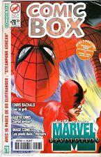 ¤ COMIC BOX n°28 ¤ 2000 ¤ MARVEL REVOLUTION