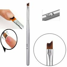 Acrylic UV Gel Polish Nail Art Painting Drawing French Tips Manicure Pen Brush 8