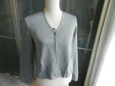ETAM Grey Cardigan size 16