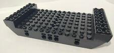 Lego 1 X 95227 Black Pearl (4184) Ships Hull Black Piece