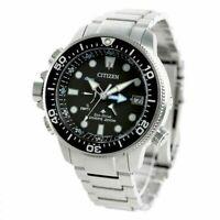 Citizen Men's Promaster Marine Eco-Drive Aqualand Watch - BN2031-85E NEW