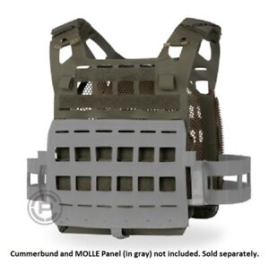 Crye Precision AirLite SPC Structural Plate Carrier - Ranger Green - Medium