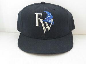 Fort Wayne Wizards Hat (VTG) - New Era Pro Model - Fitted 7 3/8