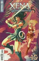Xena Warrior Princess #1 Ganucheau Var Dynamite Comic 1st print 2019 unread NM