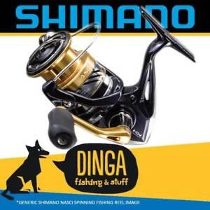 Shimano Nasci 5000 CXG FB Spinning Fishing Reel NEW 2016