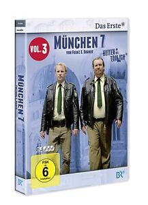 München 7 - Staffel 3 - Andreas Giebel, Monika Gruber - 3 DVD Box