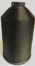 INVISIBLE SEWING MACHINE & OVERLOCKER THREAD 150s, 250g, SMOKED CHARCOAL GREY