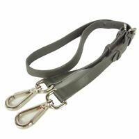Auth PRADA Leather Crossbody Shoulder Bag Strap F/S 12291b