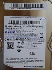 1 TB Samsung hd102uj/Y | PN: 61211a16aa050p | 2009.03 #615