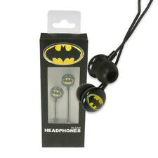 Batman In Ear Headphone Ear Buds DC Comic Gift