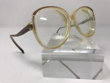 Safilo Eyeglasses 54-14-135 5510 196 Brown Elasta X448
