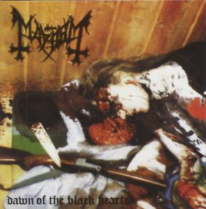 Mayhem - Dawn Of The Black Hearts (Nor), CD