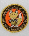 USAF Air Force Patch: 2nd Field Maintenance Sqdn, Hokkaido Chitose A.F.B.
