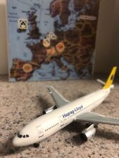 Euro Classics (AC)  400 scale diecast model Hapag-Lloyd A300 Commercial Airliner