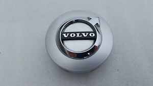 Volvo S60/S90/V60/V90/XC60/XC90 09-20 Alloy Wheel Silver Center Cap 31471435