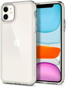 Ultra Thin Silicone Case For The Apple iPhone 12 Clear TPU Gel Back Cover