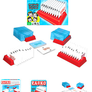 Winning Moves RACK-O, Retro package Card Game Basic pack