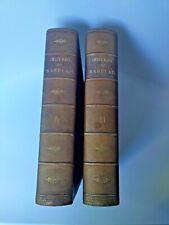 Oeuvres de RABELAIS par Louis Moland   illustration Gustave Dore   2 volume