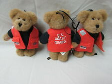 """Boyds 562792 """"Coast Guard"""" Hanging Ornament Head Bean Collection Brand New Mint"""