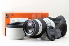 Sony 70-200mm F4 G OSS SEL70200G AE E-Mount For α7 II