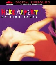 """Passion Dance"" by Herb Alpert (DTS CD, 1998, Almo Sounds) BRAND NEW / FREE SHIP"