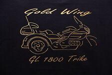 Honda Goldwing 1800 TRIKE Tee Shirt Graphic Design Long or Short Sleeve