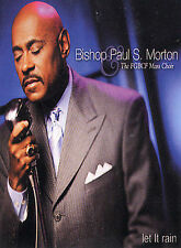 Bishop Paul S. Morton - Let It Rain (DVD, 2004)