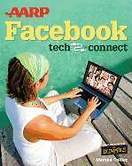 AARP Facebook  Tech to Connect (Thorndike Large Print Health, Home and-ExLibrary