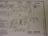 1919 1953 Philco Radio Service Manual Cd Huge Ebay. Huge 19191953 Zenith Tube Type Radio Service Manual Cd W Bonas. Wiring. Zenith Tube Radio Schematics 10g 130 At Scoala.co