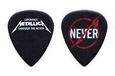 Metallica James Hetfield Through The Never Black Ultex Guitar Pick - 2013 Tour
