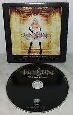 CD UNSUN - THE END OF LIFE - PROMO