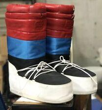 Rare Vintage Adidas Moon Boots Ski Superstar Snow CARLO GRUBER Shoes Womens 9.5