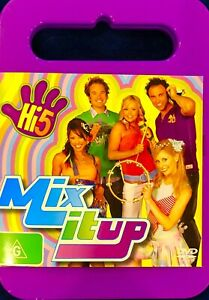 16??sealed-Hi-5 Mix It Up DVD (PAL, 2006) Rare
