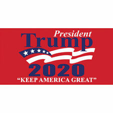 President Trump 2020 keep america great republican wave towel donald trump