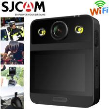 SJCAM WIFI 4K 1080P Police Body Worn Camera Sports Action DV Security Waterproof
