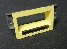 WMS Bluebird Slot Machine Yellow Bill Validator Door Bezel p/n 03-008240-03