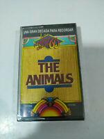 The Animals Grandes Exitos Spain Edition - Cinta Tape Cassette Nueva - 2T