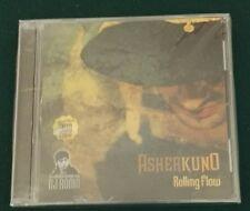 Asher Kuno CD Rolling Flow Jack The Smoker Amir MadBuddy Bat One