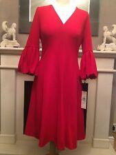 Calvin Klein Red Dress Size 10 BNWT