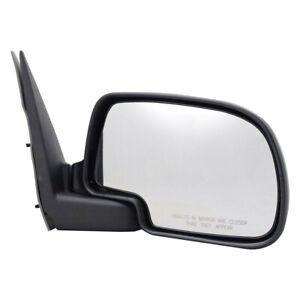 GM1321208 Replacement Mirror fo 2001-06 Chevrolet Silverado2500HD Passenger