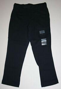 New OshKosh Boys Active Casual Lounge Black Pants 10 year French Terry